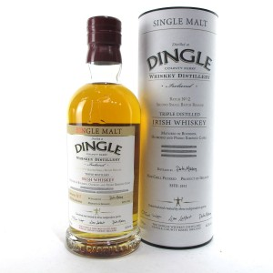 Dingle Irish Single Malt Small Batch No. 2 / Bourbon and Sherry Casks​