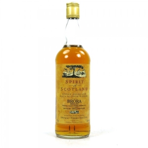 Brora 1972 Spirit Of Scotland US Release