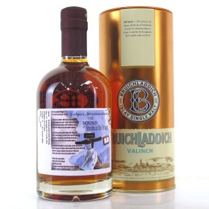 Bruichladdich 1994 Valinch 'The Sound of Snouts in the Trough'