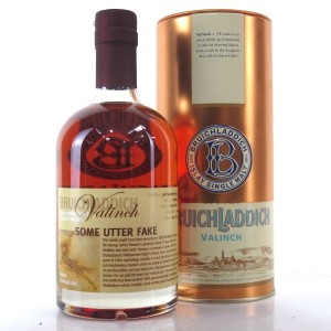 Bruichladdich 1994 Valinch 'Some Utter Fake'