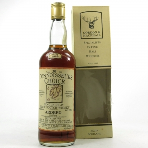Ardbeg 1964 Gordon and Macphail 30 Year Old