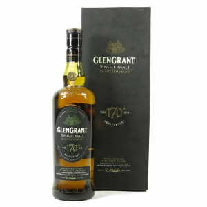 Glen Grant 170th Anniversary