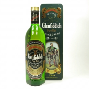 Glenfiddich Clans of the Highlands / Macpherson 75cl