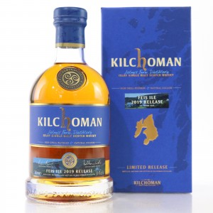 Kilchoman 11 Year Old Cask Strength / Feis Ile 2019