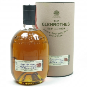 Glenrothes 1985