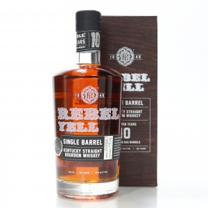 Rebel Yell 10 Year Old Single Barrel Bourbon