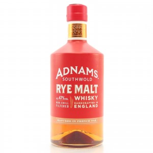 Adnams Rye Malt Whisky / Charity Lot