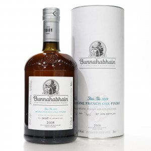 Bunnahabhain 2008 Moine French Oak Finish / Feis Ile 2019