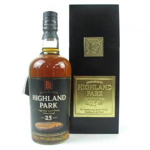 Highland Park 25 Year Old / Square Box 75cl / US Import