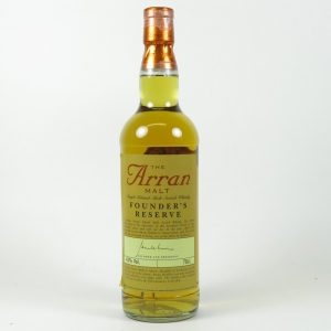 Arran Founders Reserve Front