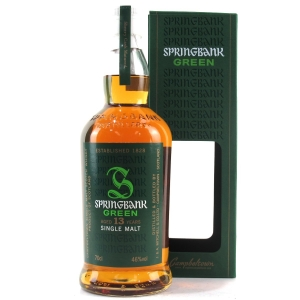Springbank Green 13 year old