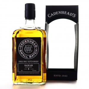 Balblair 2011 Cadenhead's 8 Year Old Small Batch