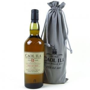 Caol Ila 12 Year Old Feis Ile 2017