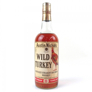Wild Turkey 101 Proof 8 Year Old 75cl
