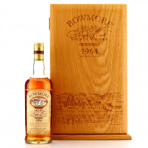Bowmore 1964 Fino Cask 37 Year Old 75cl