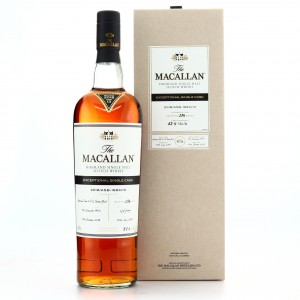 Macallan 1950 Exceptional Cask 67 Year Old #1683-13 75cl / US Import