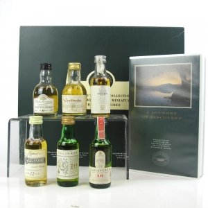 Classic Malt Gift Set 6 x 5cl / Include VHS