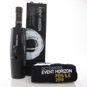 Octomore 2007 Event Horizon 12 Year Old / Feis Ile 2019 - Signed with T-Shirt