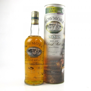 Bowmore 12 Year Old / Screen Print
