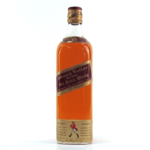 Johnnie Walker Red Label 1960s