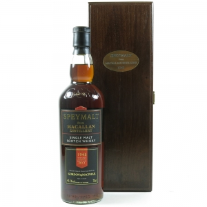 Macallan 1945 Speymalt Gordon and Macphail 68 Year Old Front