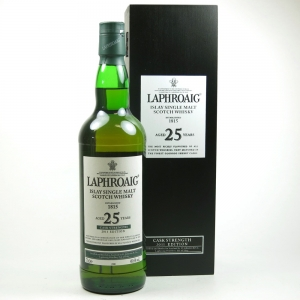 Laphroaig 25 Year Old 2011 Release