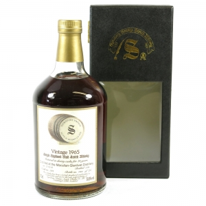 Macallan 1965 Signatory Vintage 29 Year Old
