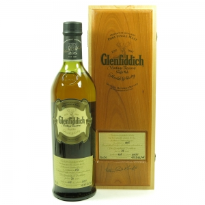 Glenfiddich 1965 Vintage Reserve 35 Year Old