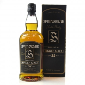 Springbank 32 Year Old