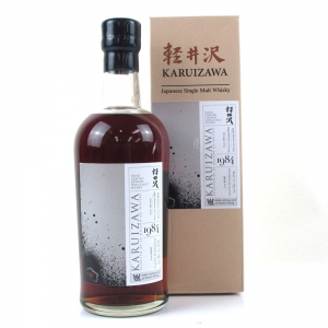Karuizawa 1984 Single Cask 30 Year Old #5410 / Artifices Series Warren Khong #013