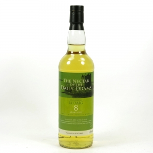 Ledaig 2001 Nectar of the Daily Drams 8 Year Old