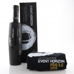 Octomore 2007 Event Horizon 12 Year Old / Feis Ile 2019 with T-Shirt