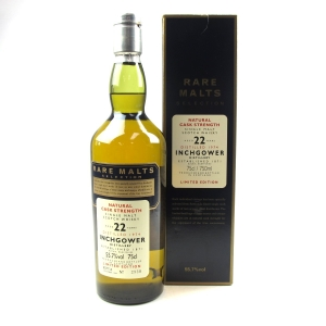 Inchgower 1974 Rare Malt 22 Year Old 75cl / 55.7%