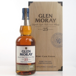Glen Moray 1988 25 Year Old Port Cask Finish