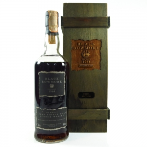 Bowmore 1964 'Black Bowmore' Final Edition