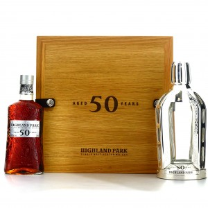 Highland Park 50 Year Old2018 Release 75cl / US Import