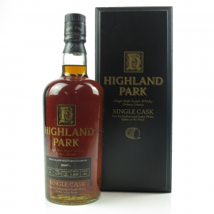 Highland Park 1981 Single Cask #3252