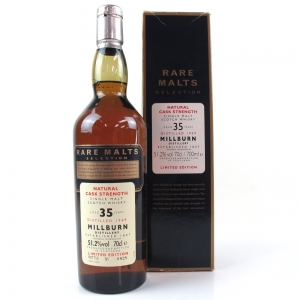 Millburn 1969 Rare Malts 35 Year Old / 51.2%