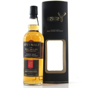 Macallan 2007 Gordon and MacPhail Speymalt