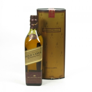 Johnnie Walker Gold label 18 Year Old 20cl