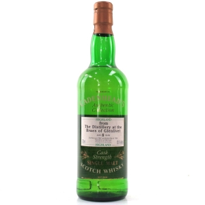 Braes of Glenlivet / Braeval 1987 Cadenhead's 8 Year Old 75cl / US Import