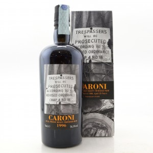 Caroni 1996 Full Proof 20 Year Old Heavy Rum