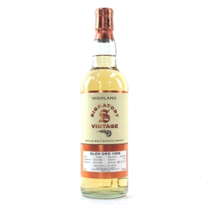 Glen Ord 1998 Signatory Vintage 9 Year Old