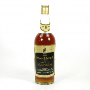 Mortlach 12 Year Old 1970s