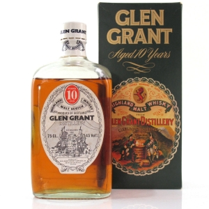 Glen Grant 10 Year Old 1980s