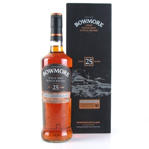 Bowmore 25 Year Old Small Batch