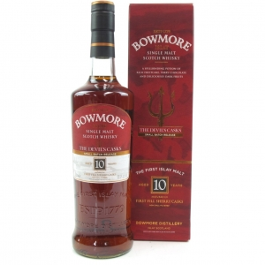 Bowmore Devil's Cask 10 Year Old Small Batch Release