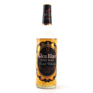 Glen Blair 12 Year Old Pure Malt