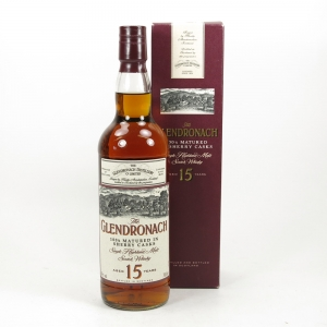 Glendronach 15 Year Old 1990s