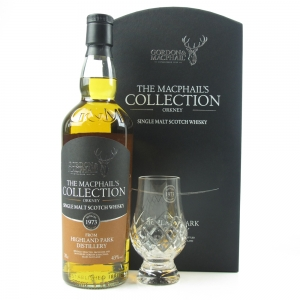 Highland Park 1973 Gordon and MacPhail 36 Year Old